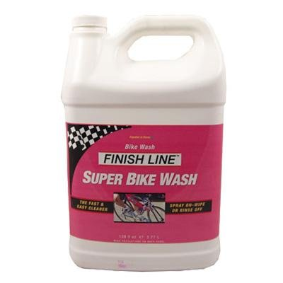 Finish Line Super Bike Wash Bicycle Cleaner, 1 Gallon Jug