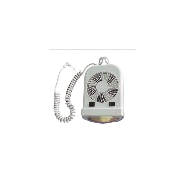 Fasteners Unlimited 001-103 Command Electronics Bunk Fan//Light Combo