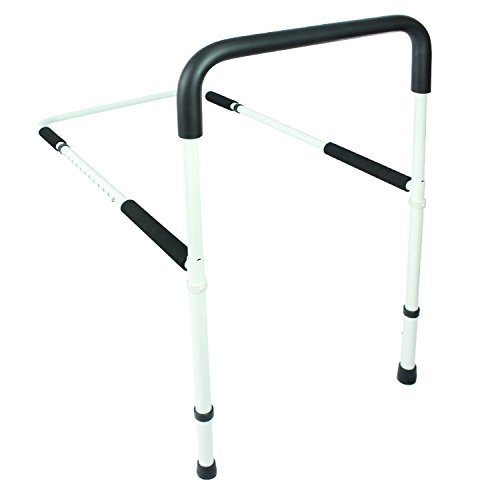 bed rail by vive best bed assist bar for adults seniors elderly u0026 handicap adjustable safety guard fits king queen full u0026 twin beds bed side cane
