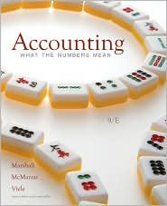 Accounting: What the Numbers Mean 9th (nineth) edition Text Only