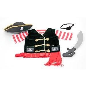 M D migliore & s-Costume da pirata dei Caraibi, gioco di ruolo sarà pronto per avventure Toy alto mare, Gioco da tavolo