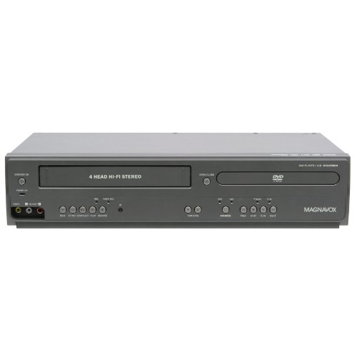 Magnavox DV225MG9 DVD Player & 4 Head Hi-Fi Stereo