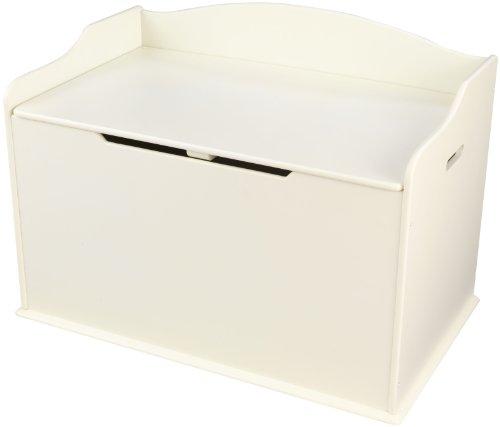 KidKraft Austin Toy Box (Vanilla)