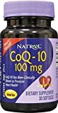 Natrol, Coq-10, 100 Mg, 30 Softgels