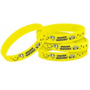 Spongebob Rubber Bracelet - 1