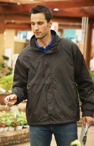 Regatta Mens Fresher Jacket - Medium, Black