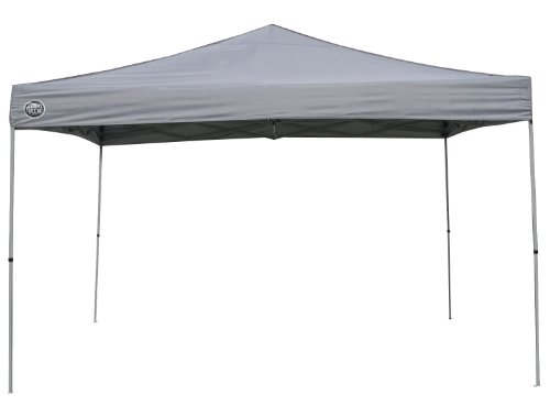 Bravo Sports Shade Tech 144 Canopy (Grey, 12X12-Feet), Outdoor Stuffs
