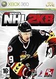 echange, troc NHL 08 (Xbox 360) [import anglais]