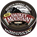 Smokey Mountain Snuff 10 Can Box (Classic)