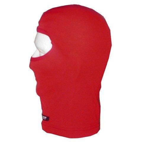 Katahdin Gear Kg Polyester Face Mask - Kids - Red Kg01016