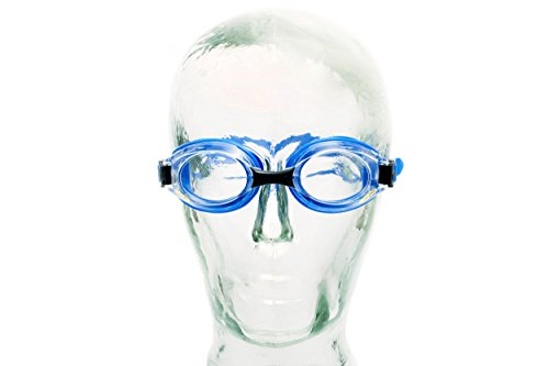 Aqua Speed® Lumina Schwimmbrille / Vision Jr. Kinderschwimmbrille (Sehstärke: -1,5 bis -8 bzw. -1,5 bis -5) Anti Fog UV Protection
