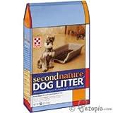 SecondNature Dog Litter