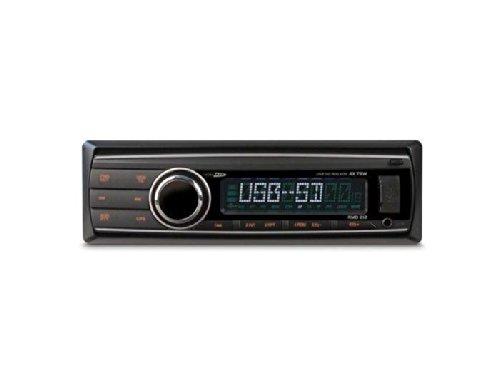 AUTORADIO MP3 USB SD ENTREE AUXILIAIRE 4x75W