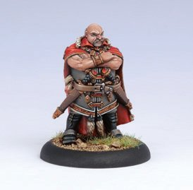 Privateer Press - Warmachine - Khador: Kayazy Assassins Underboss Model Kit