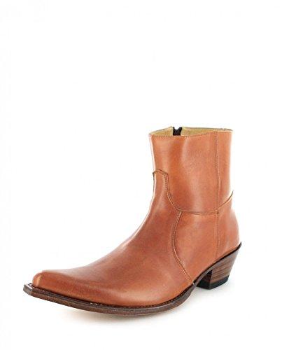 Sendra Boots 5200, Stivali western unisex adulto, Marrone (Conac), 39