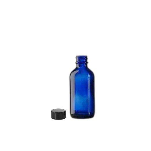 4 oz Cobalt Glass Bottle (Sks Bottle & Packaging compare prices)