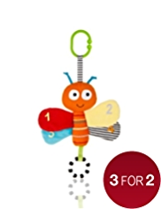 Play & Go Linking Musical Butterfly Toy