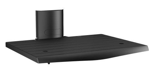 Meliconi STILE AV Support - Supporto per dispositivi Audio Video, colore nero