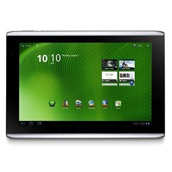 A500-10S16u Acer Iconia Tab  10.1-Inch Tablet Computer (Aluminum Metallic cover)
