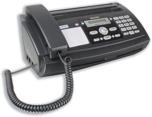 Philips PPF675E Fax Machine