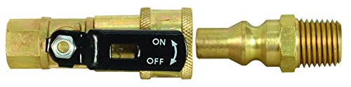 JR Products 07-30455 Quick Disconnect Set (Propane Parts And Fittings compare prices)
