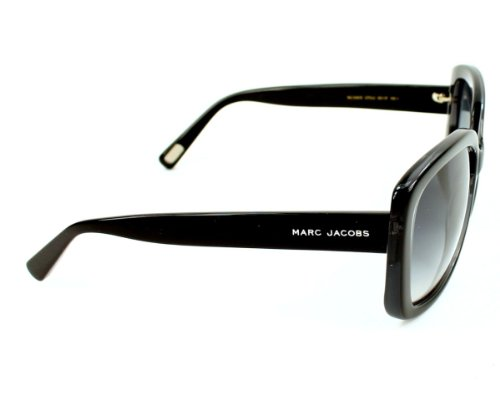 Marc Jacobs Marc Jacobs Sunglasses MJ 349/S 349S Black Grey Shades