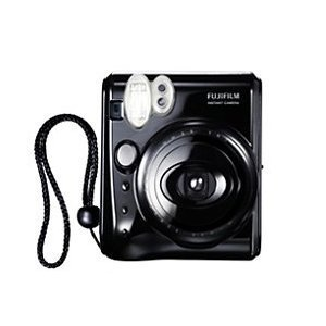 Fujifilm Instax Piano Black Mini 50S Camera