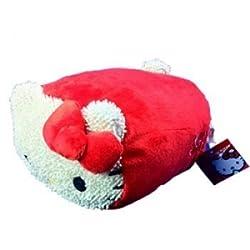 Sanrio Hello Kitty Mini Fiber Pillow (Red)