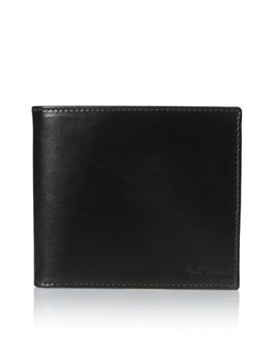 Paul Smith Men's Leather Wallet, Black