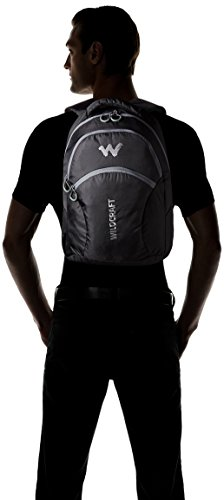 Wildcraft-Polyester-21-liters-Black-Kids-Bag-5-8-years-age