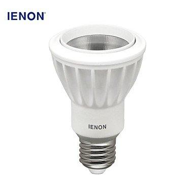 Rayshop - Ienon® Par20 E27 7W 560-630Lm 4000K Natural White Light Cob Spot Lamp Light(Ac100-240V)