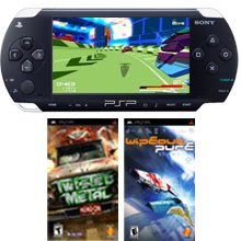 Sony PSP Action Pack
