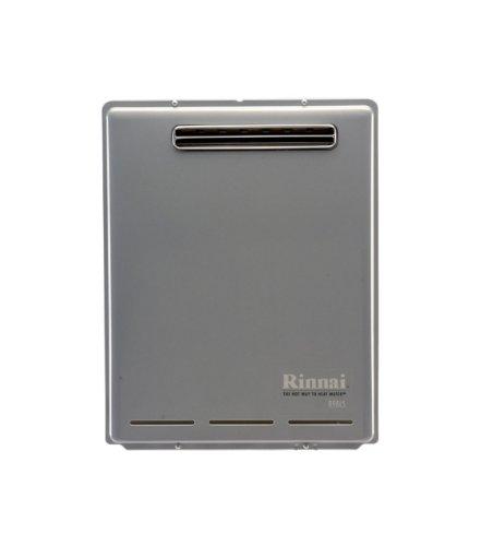 Rinnai R98Lseasme-Lp Natural Gas Asme Certified Tankless Water Heater, 9.8 Gpm