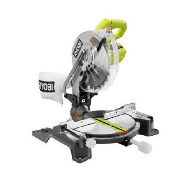 Great Deal! Ryobi ZRTS1345L 10 in. Compound Miter Saw with Laser Line (Certified Refurbished)