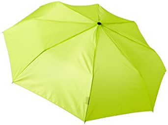 Lewis N. Clark Automatic Travel Umbrella, Green, One Size