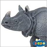 papo(パポ社)フィギュア 50147 インドサイ