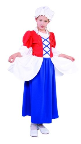 Teen Size Betsy Ross Costume