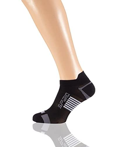 SPAIO ® Calze  Socks Multisport Run/Bike Multisp09 [Bianco]