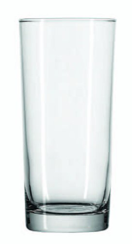 Anchor Hocking Heavy-Base 15-Ounce Iced-Tea Glasses, Set of 12