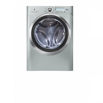 Electrolux EWFLS70JSS 4.42 Cubic Foot Front Load Washer with Wave-TouchTM Controls Featuring Perfect St, Silver Sands