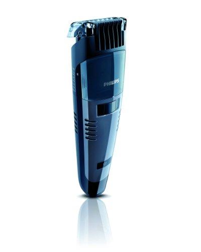 Philips QT4050/32 Regolabarba con Sistema Aspirante + Pettine
