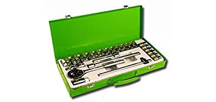 Wulf 1/2 Inch Socket Set (24Pc)