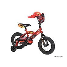 Huffy 12 inch Boys Bike with Rev Grip - Cars by Huffy
