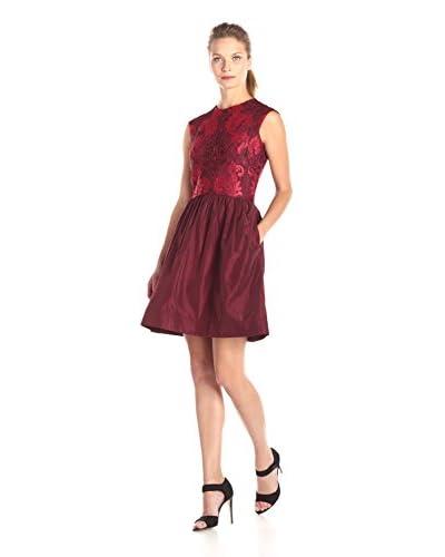 Lace Taylor Women's Combo Dress