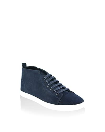 UOMO DESIGN Sneaker Alta [Blu Navy]