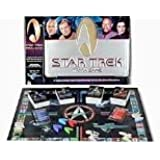 Star Trek Trivia Game in large collectible tin