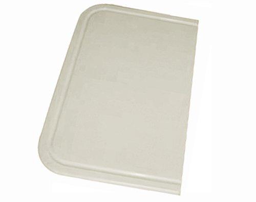 Swanstone CB-22-BO 16-3/4-Inch by 10-Inch Cutting Board, Bone Finish