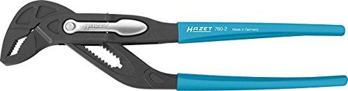 HAZET社 HAZET クイックアジャストウォータポンププライヤー 760-2