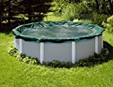 Pooltux 28' Pool Size - 31' Round Royal Winter Cover 10 Year