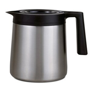 BUNN 40200.000200000002 10 Cup BTC Thermal Replacement Carafe, Stainless Steel (10 Cup Carafe Replacement compare prices)